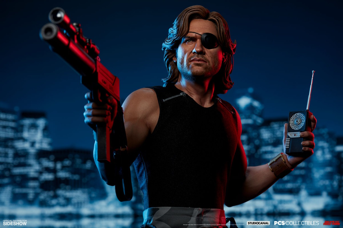 PCS Collectibles' Escape From New York Snake Plissken statue up for pre-order
