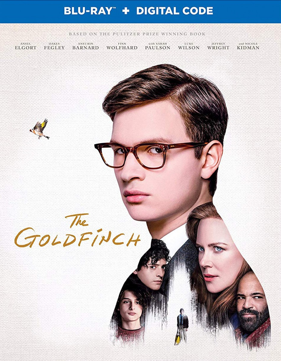 Blu-ray Review - The Goldfinch (2019)