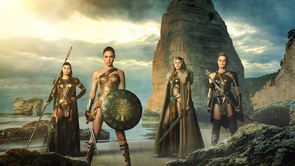 Warner Bros. may develop Wonder Woman spin-off featuring Themyscira's Amazons