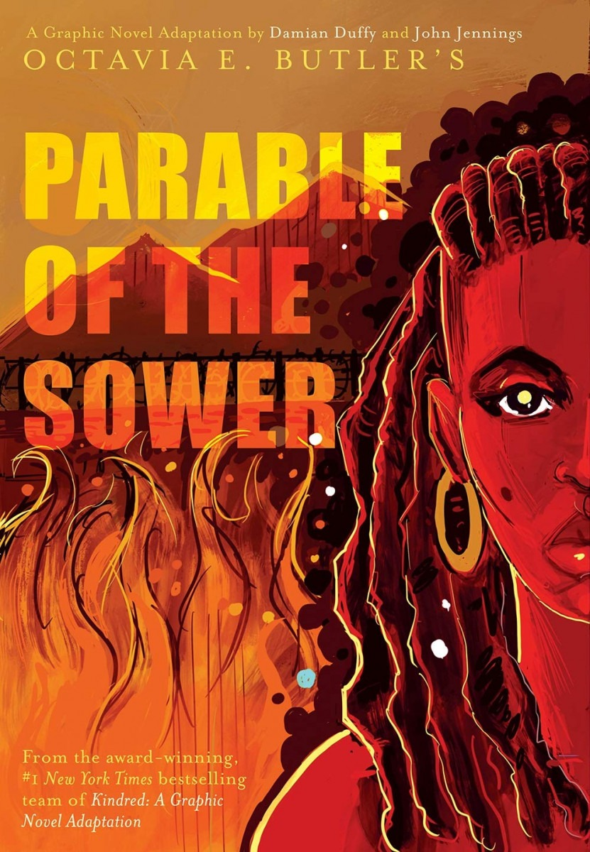 Comic Book Review - Parable of the Sower: A Graphic Novel Adaptation