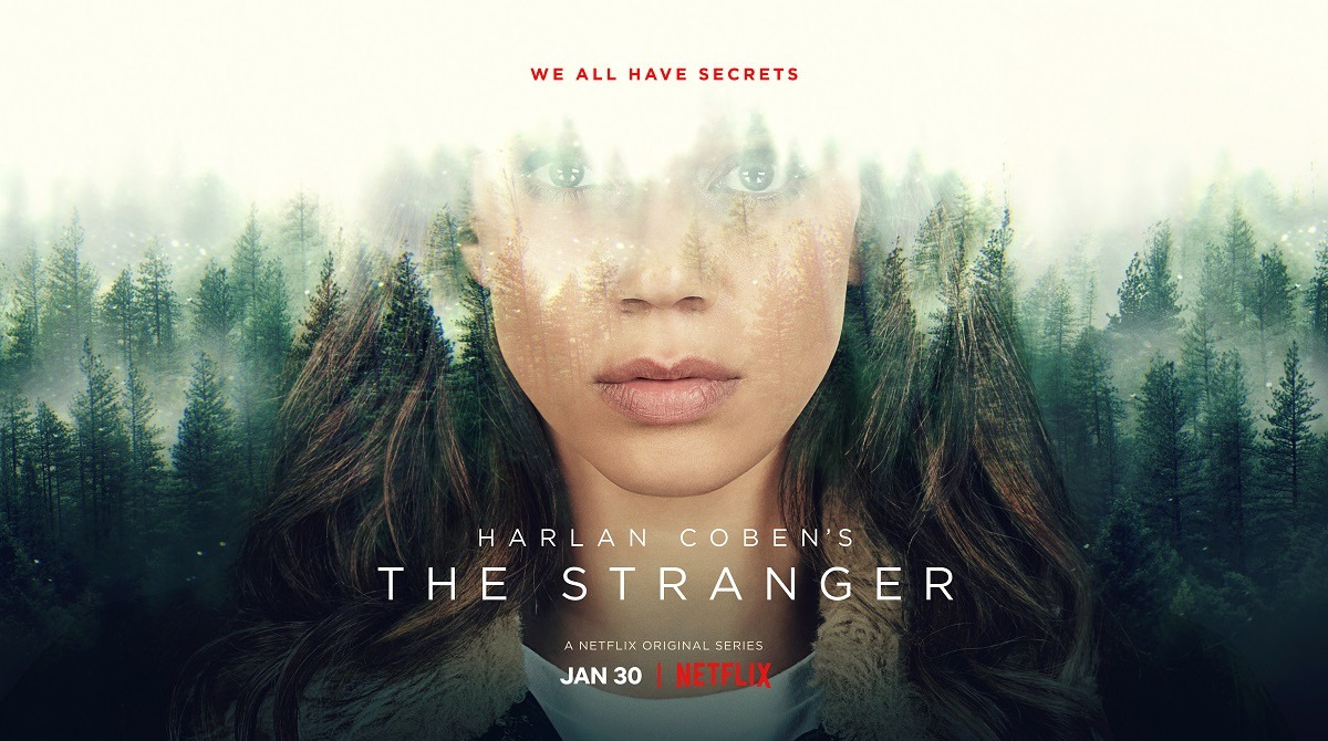 Netflix releases trailer for The Stranger starring Richard Armitage and Hannah John-Kamen