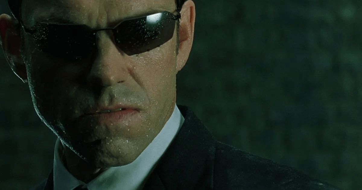 Hugo Weaving confirms Agent Smith's absence from The Matrix 4