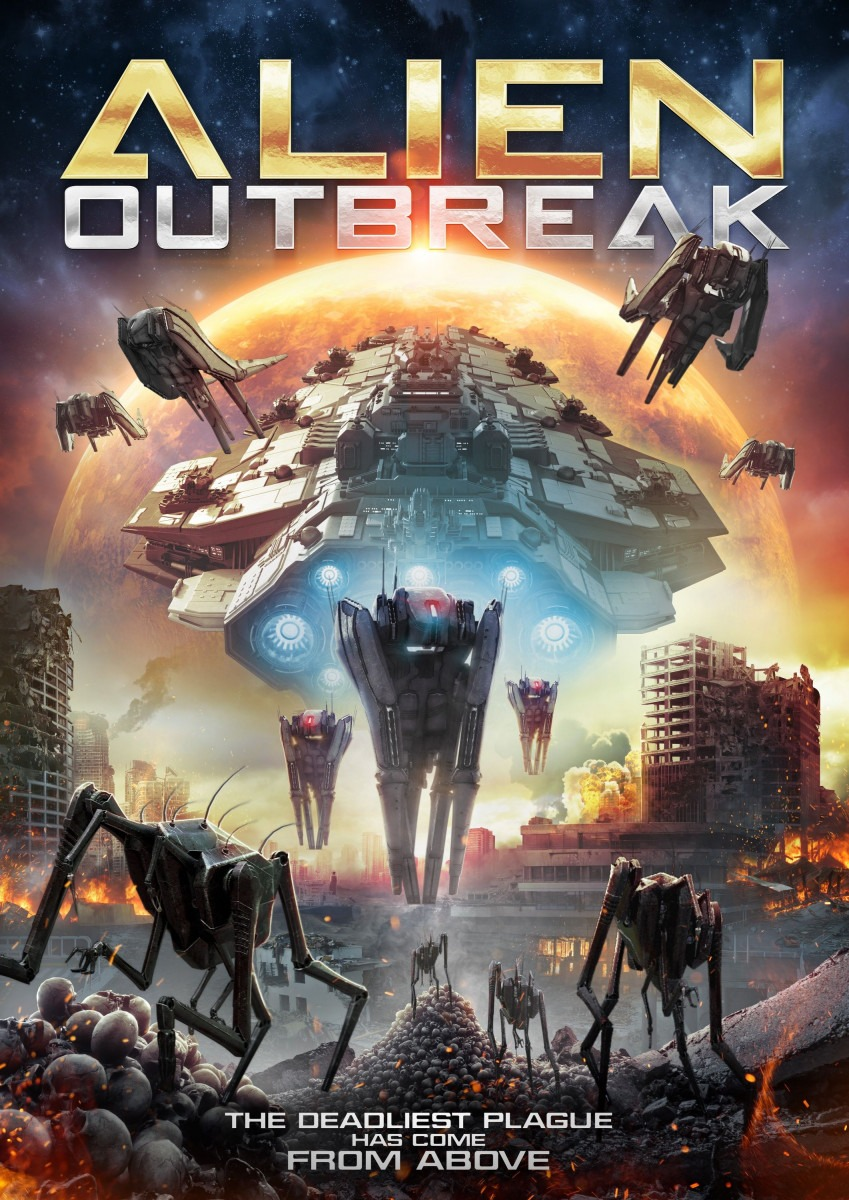 Sci-fi thriller Alien Outbreak gets a poster and trailer