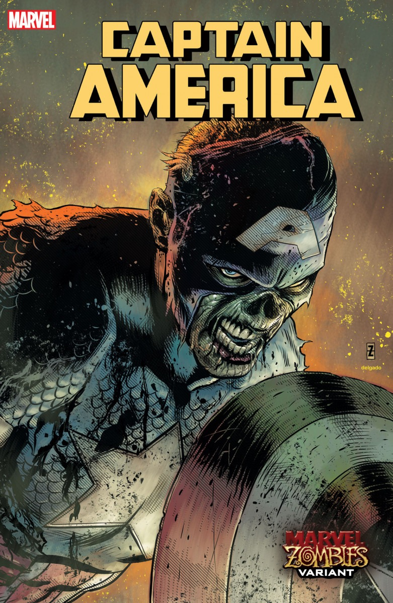 The undead rise for Marvel Zombies variant covers