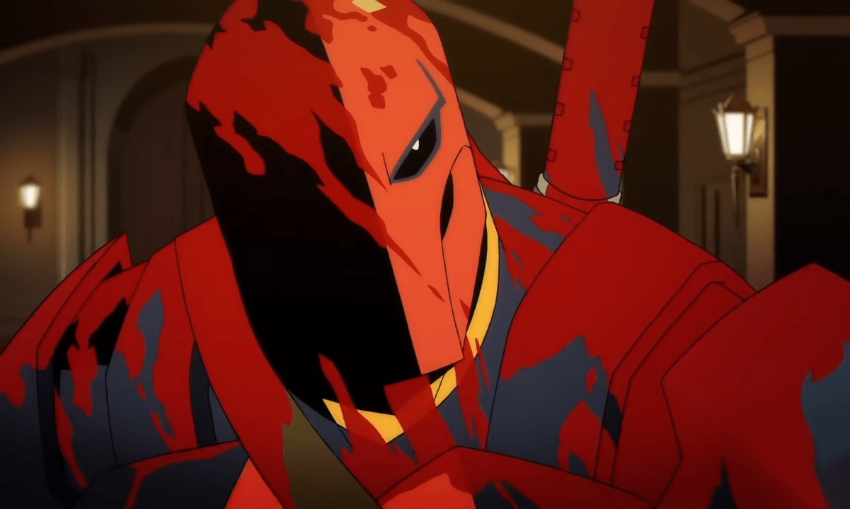 Deathstroke Knights Dragons Animated Series To Premiere This Monday
