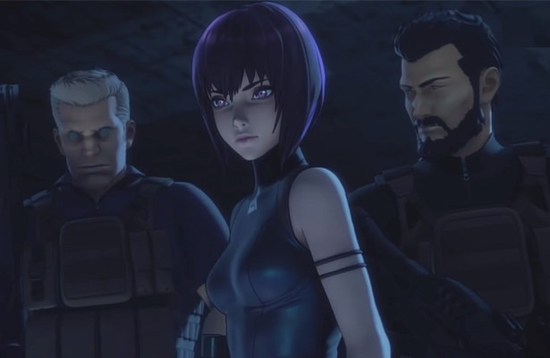 Netflix's CGI anime series Ghost in the Shell: SAC_2045 gets a trailer