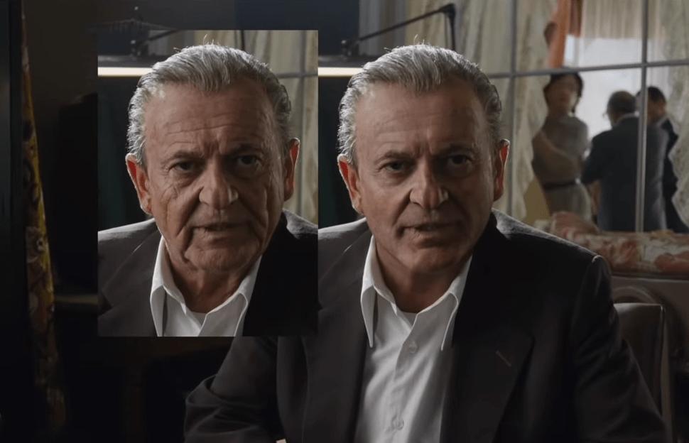 The Irishman featurette breaks down the digital de-aging of De Niro, Pacino and Pesci