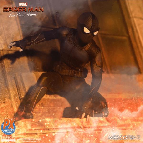Mezco-Spider-Man-stealth-suit-1-600x600