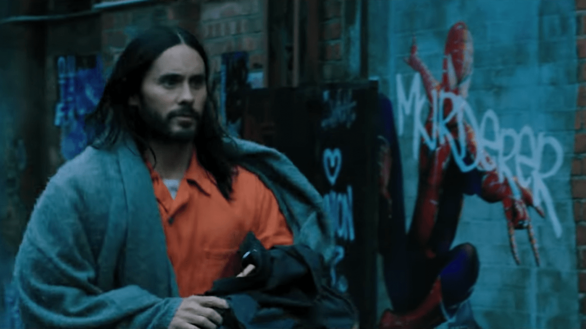 The Flickering Myth Reaction to the first Morbius trailer