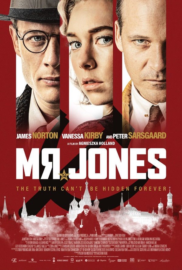 New trailer for Mr. Jones starring James Norton, Vanessa Kirby and Peter Sarsgaard