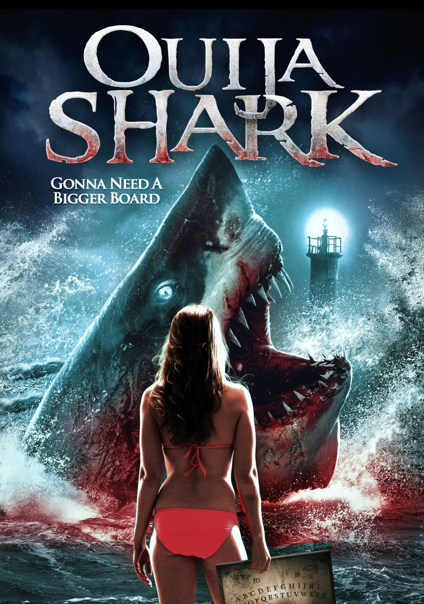 Sink your teeth into the trailer for Ouija Shark