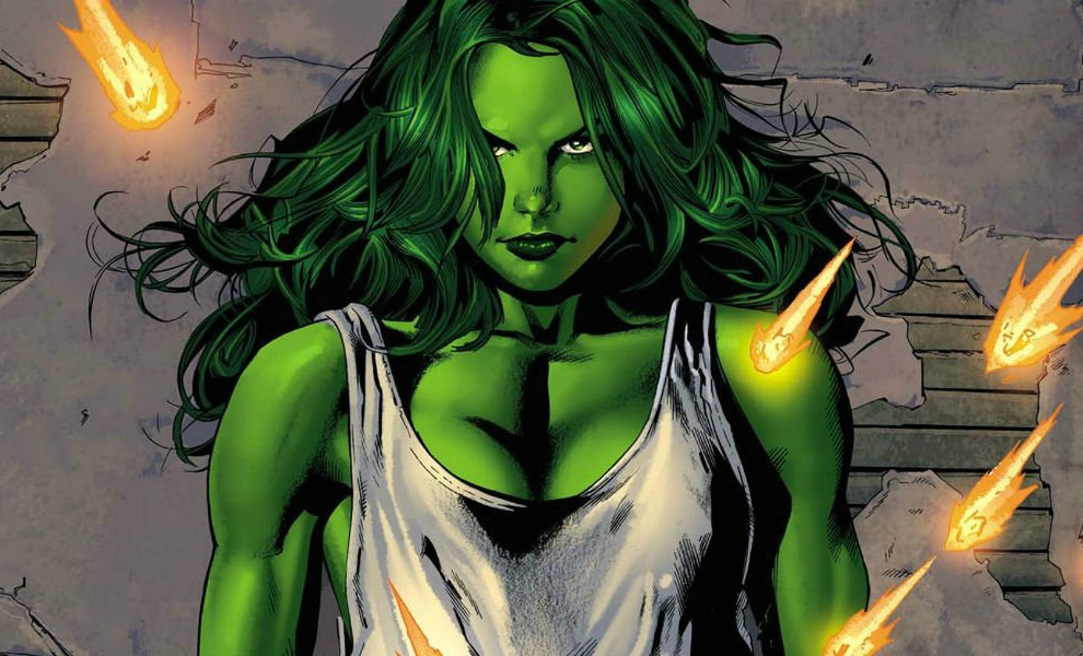 Marvel's She-Hulk will reportedly begin shooting in July