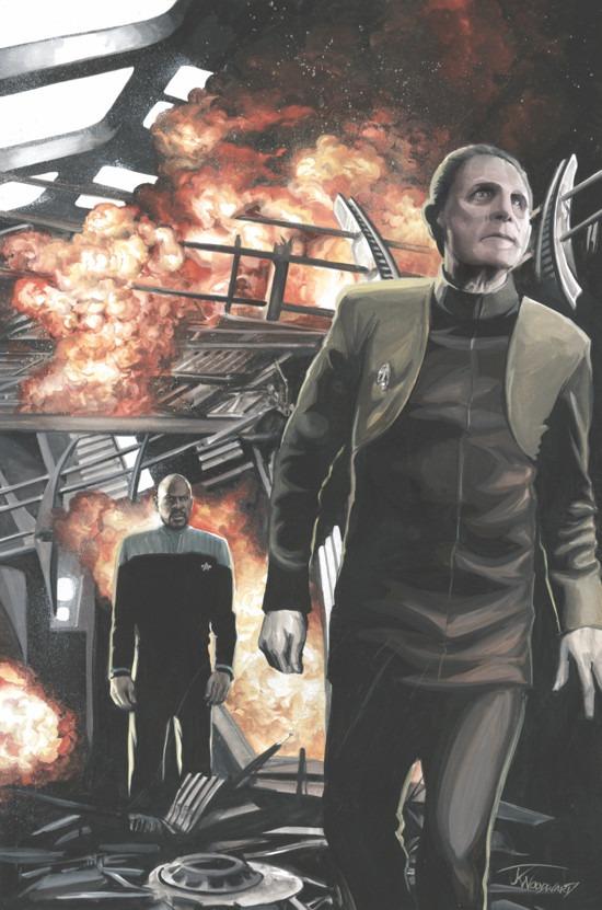 Star Trek: Deep Space Nine returning to comics with new miniseries Too Long a Sacrifice