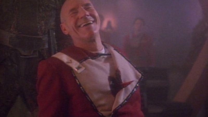 Star Trek - The Essential Picard: Tapestry