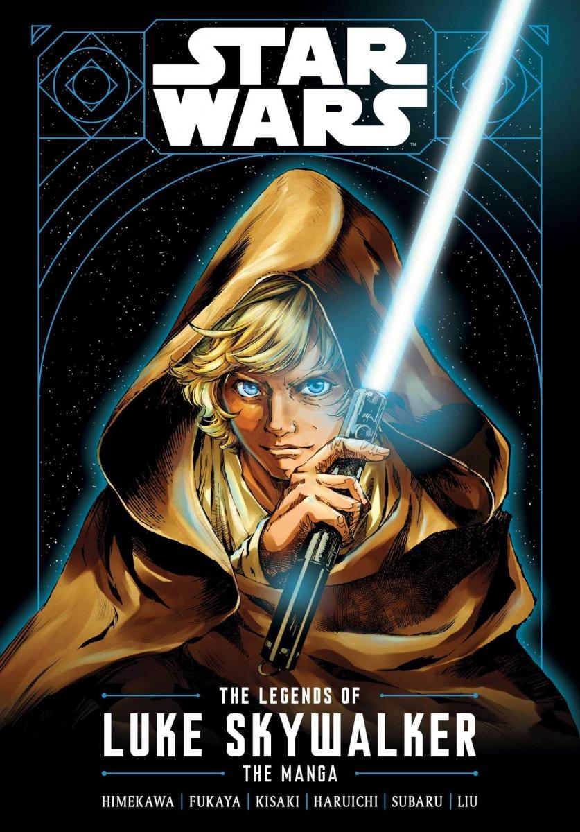 Lucasfilm and Viz Media release Star Wars: The Legends of Luke Skywalker: The Manga