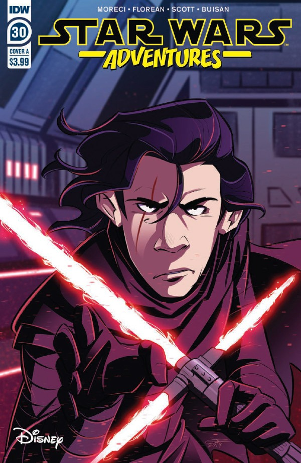 Comic Book Preview – Star Wars Adventures #30