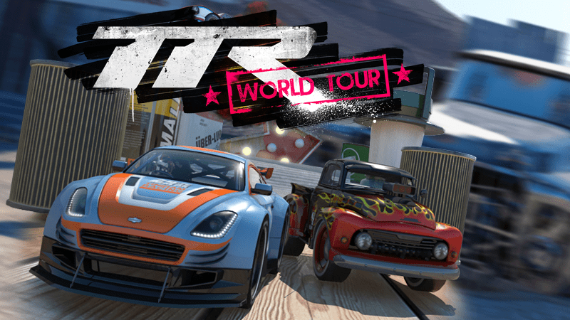 Table Top Racing: World Tour arrives on Google Play