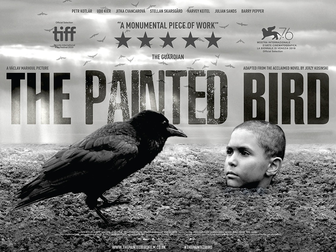 Harrowing World War II drama The Painted Bird gets a UK trailer ...