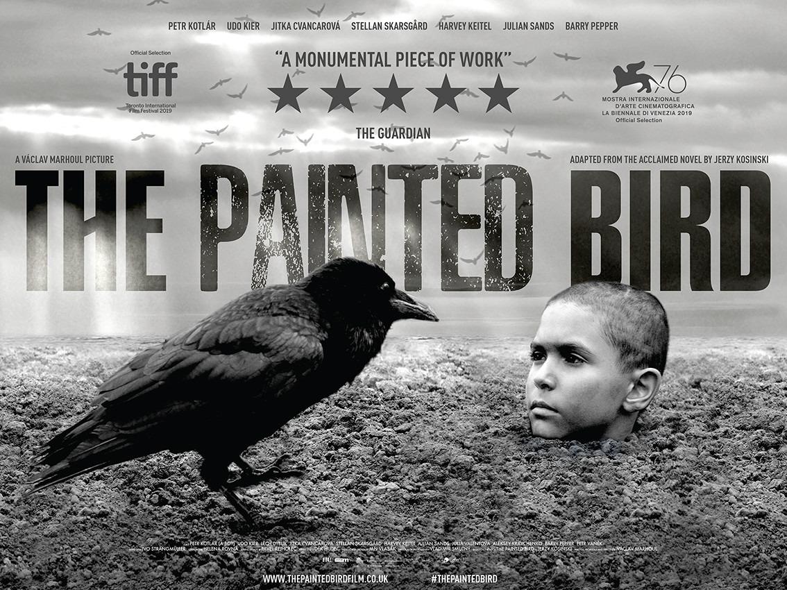 Harrowing World War II drama The Painted Bird gets a UK trailer ...