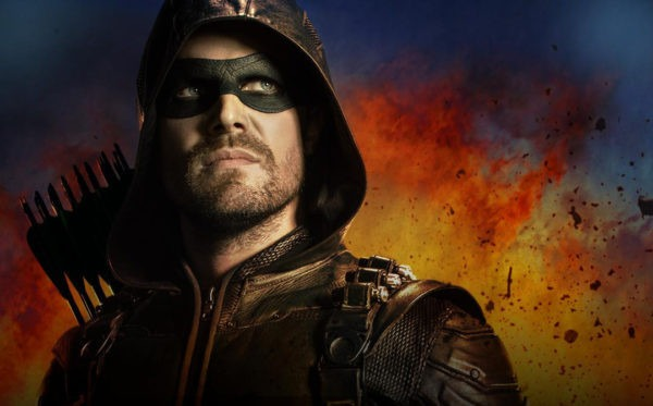 Image result for The Arrowverse Says Goodbye to Arrow in New Video