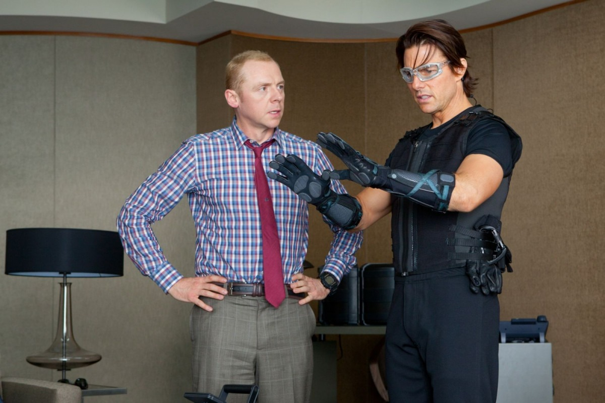 Simon Pegg confirms return for Mission: Impossible 7