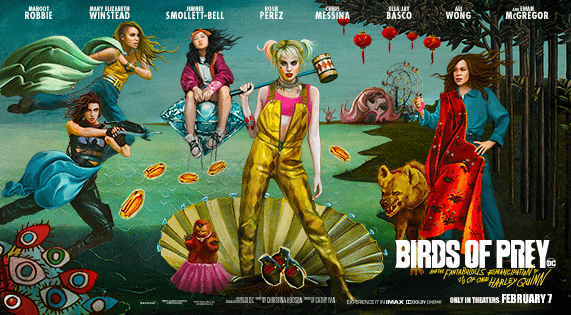 Birds Of Prey Will Be The Shortest Dceu Movie To Date