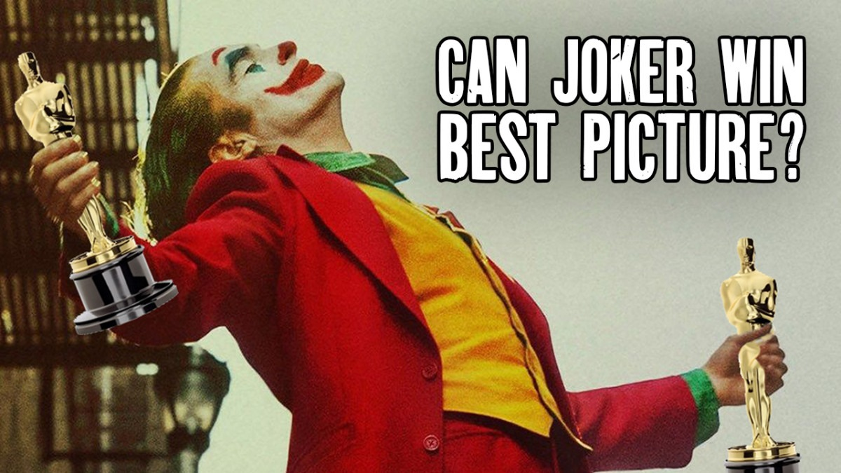 Can Joker win Best Picture at the Academy Awards?