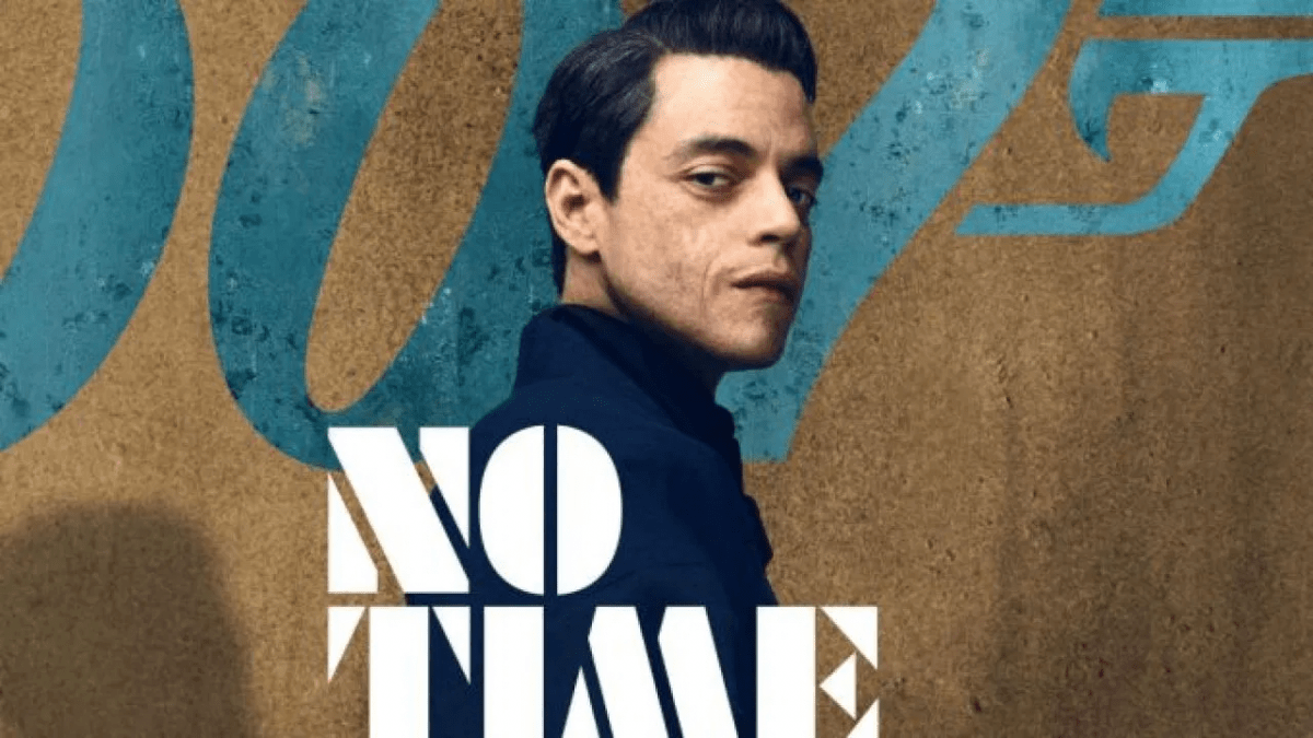No Time To Die image offers new look at Rami Malek's Safin