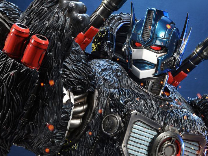 Two new Transformers movies in development, one may be Beast Wars