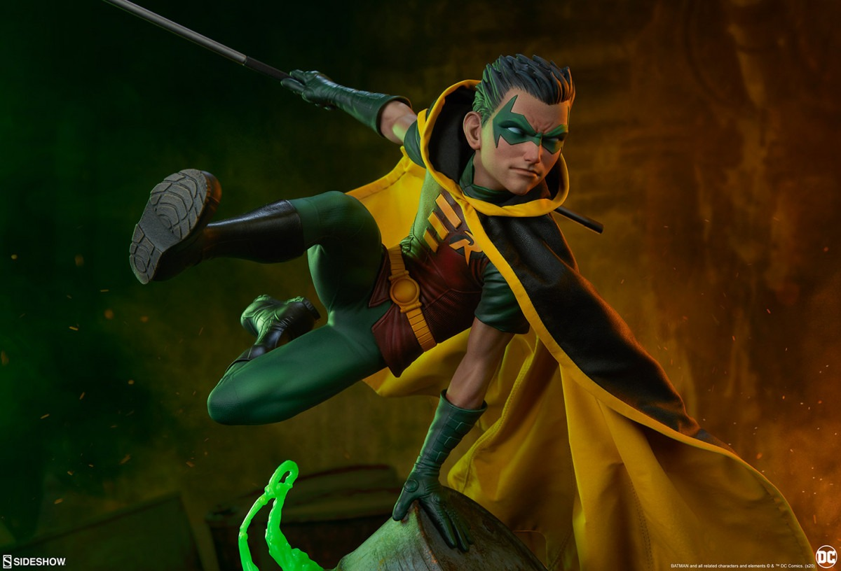 Sideshow opens pre-orders on new Robin Premium Format Figure