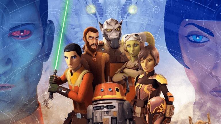 Star Wars Rebels won't receive a fifth season, says creator Dave Filoni