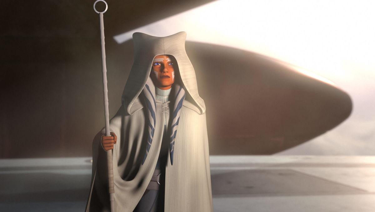 Rumour: Star Wars Rebels sequel series in development, will follow Ahsoka and Sabine