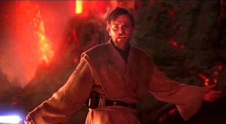 Star Wars Revenge Of The Sith Fight Choreographer Discusses The Inspirations Behind The High Ground Line