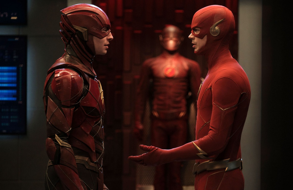 The Flash's Crisis on Infinite Earths cameo was a request from Warner Bros.