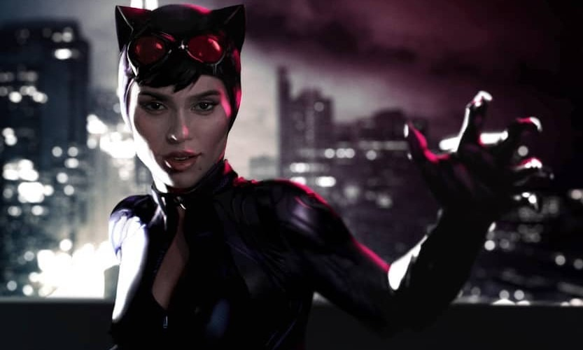 Zoe Kravitz discusses Catwoman role in The Batman