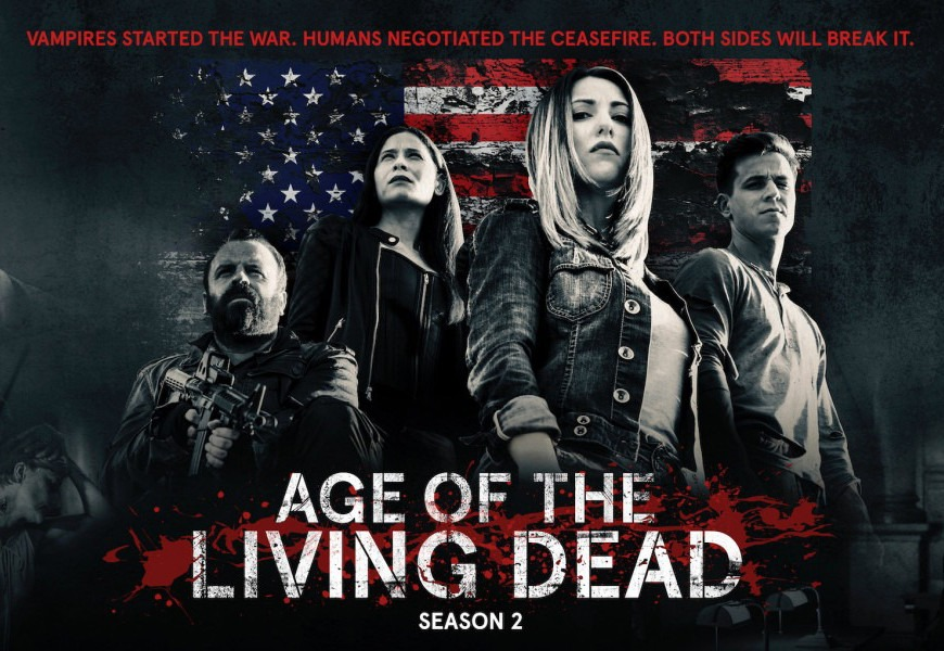 Age of The Living Dead season 2 posters released as filming wraps