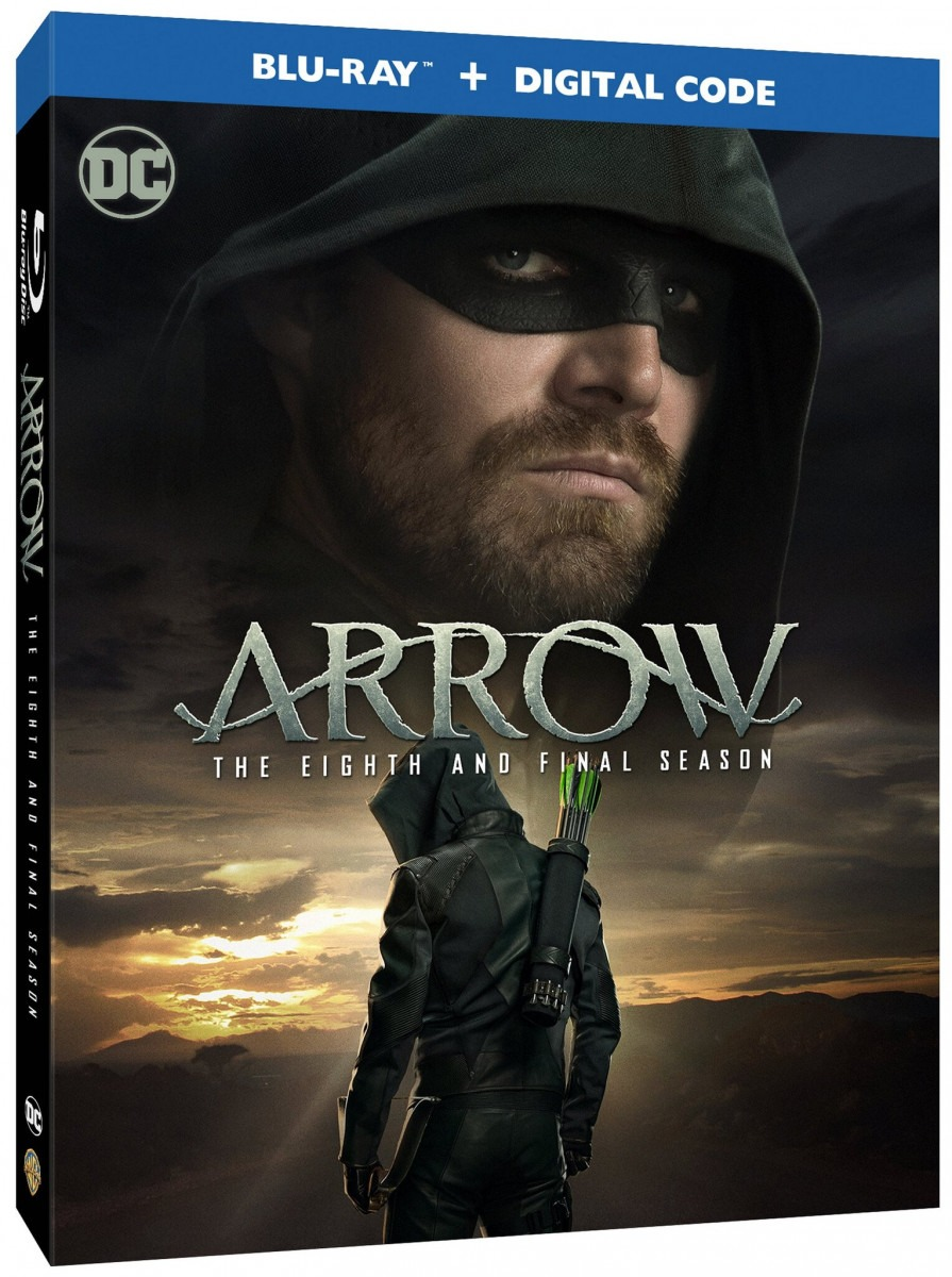 Arrow: The Eighth and Final Season Blu-ray and DVD details released