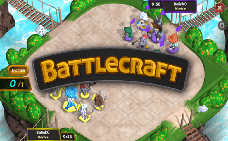 Turn-based strategy Battlecraft now available for free on mobile devices and Steam