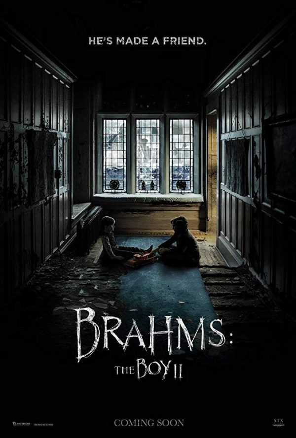 Movie Review – Brahms: The Boy II (2020)