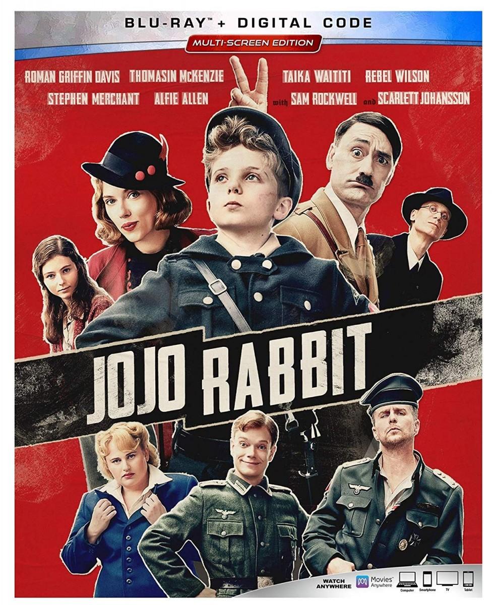 Blu-ray Review – Jojo Rabbit (2019)