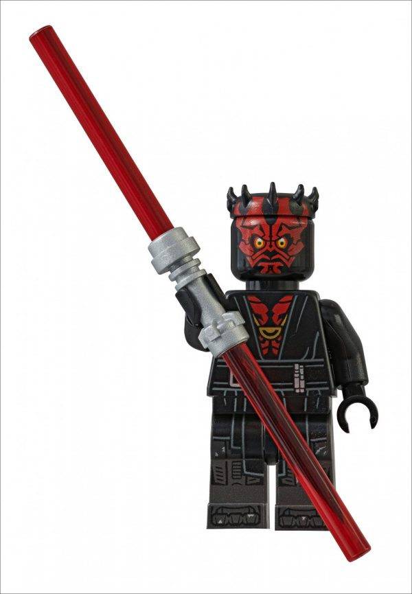 Lego Star Wars Character Encyclopedia New Edition To Feature Exclusive Darth Maul Minifigure