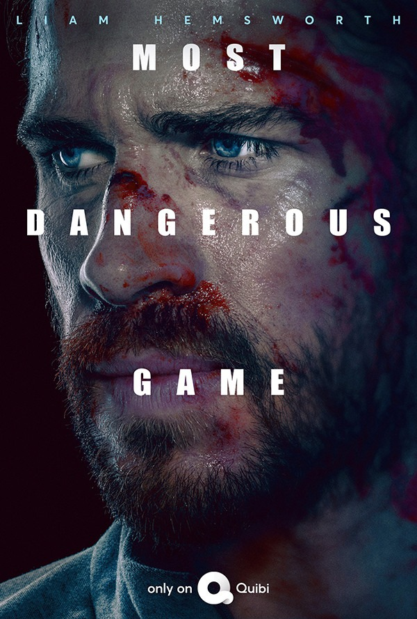 Quibi releases trailer and posters for Most Dangerous Game starring Liam Hemsworth and Christoph Waltz