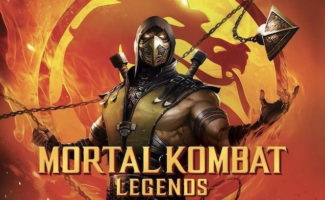 Mortal Kombat Legends: Scorpion's Revenge cover art and special features revealed - Flickering Myth