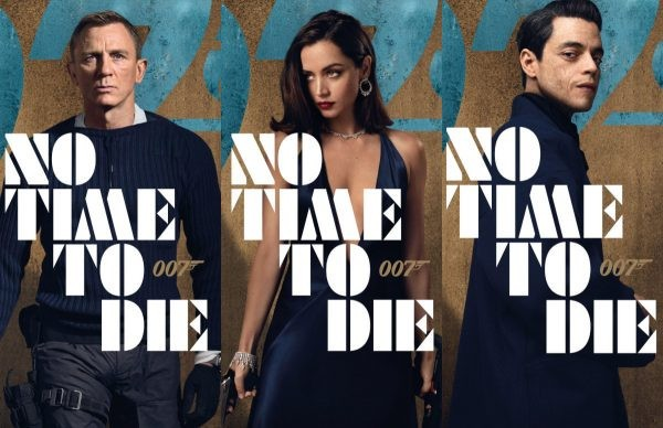 Bond: No Time To Delay (Again!)