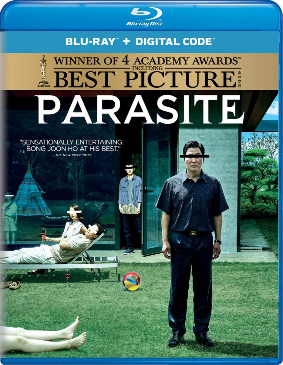 Blu-ray Review – Parasite (2019)