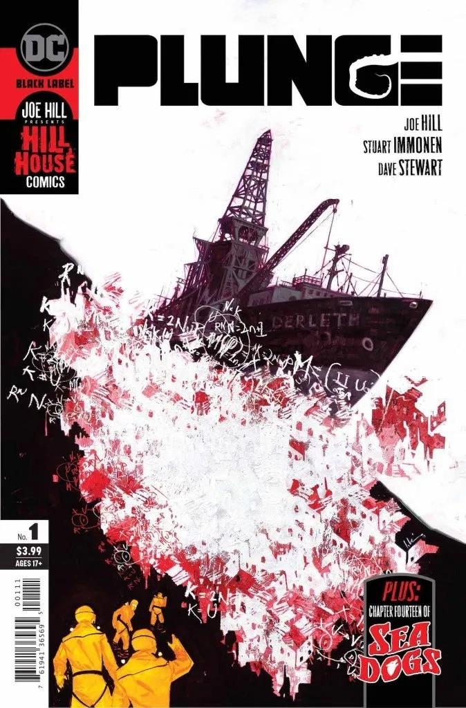 Comic Book Preview – Joe Hill's Plunge #1