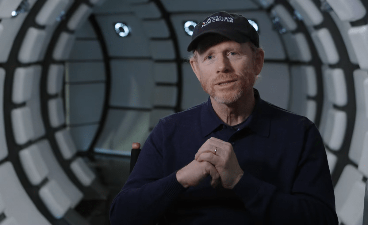 "Ron Howard doubts he will direct an episode of The Mandalorian, says ""I don't really have the time"""