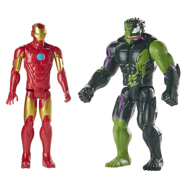 SPIDER-MAN-MAX-VENOM-IRON-MAN-VS-VENOMIZED-HULK-2-PACK-oop-2