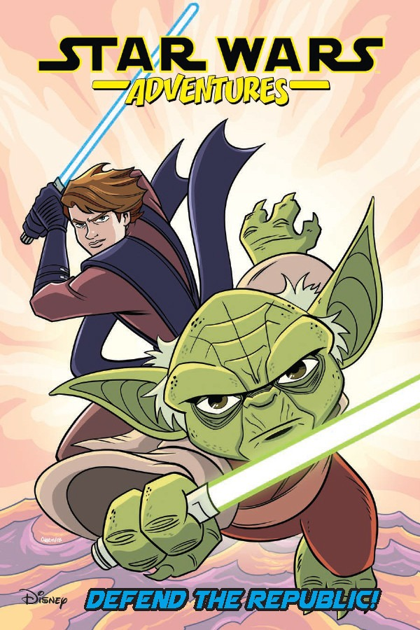 Comic Book Preview – Star Wars Adventures: Defend the Republic!