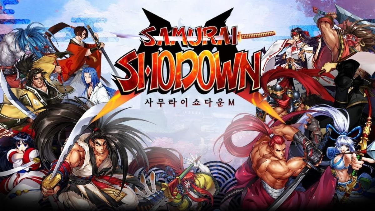 Samurai Shodown arrives on Nintendo Switch